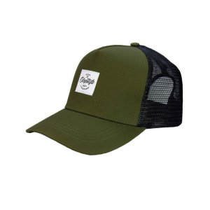 Kšiltovka Carpstyle Green Forest Trucker Snap