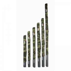 Pouzdro na prut Abu Garcia Semi Hard Rod Case Camo Japan 140cm