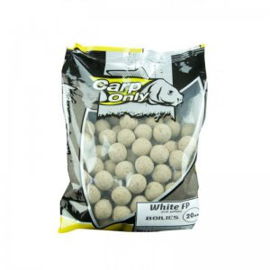 Boilies CARP ONLY White FP 1kg