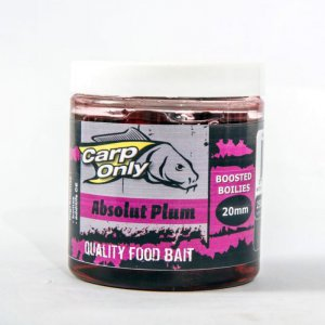 Dipovaný boilies Carp Only Absolut Plum 250ml