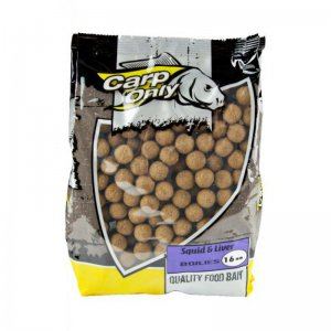 Boilies CARP ONLY Squid Liver 1kg